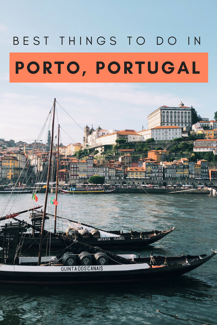 Things to Do in Porto Portugal