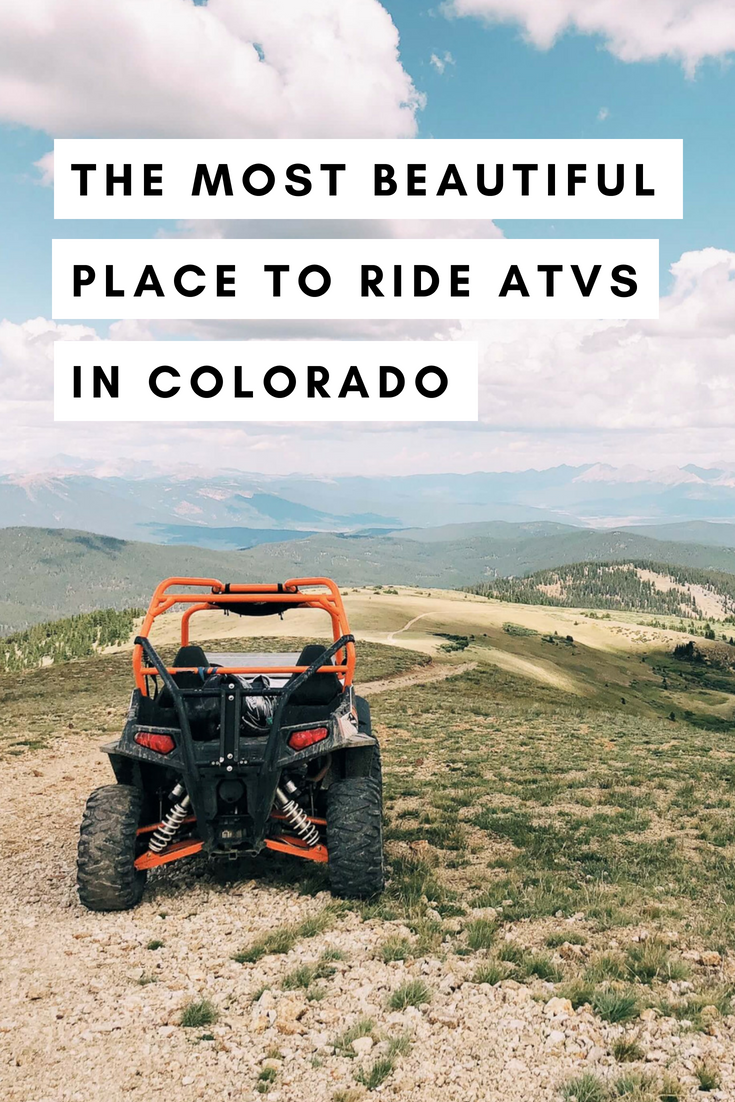 Off Roading in Colorado Buena Vista