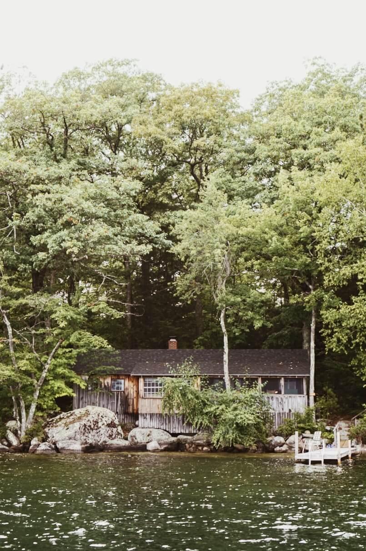 Ark Cabin Rockywold-Deephaven Camps