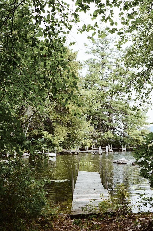 Dock at Church Island