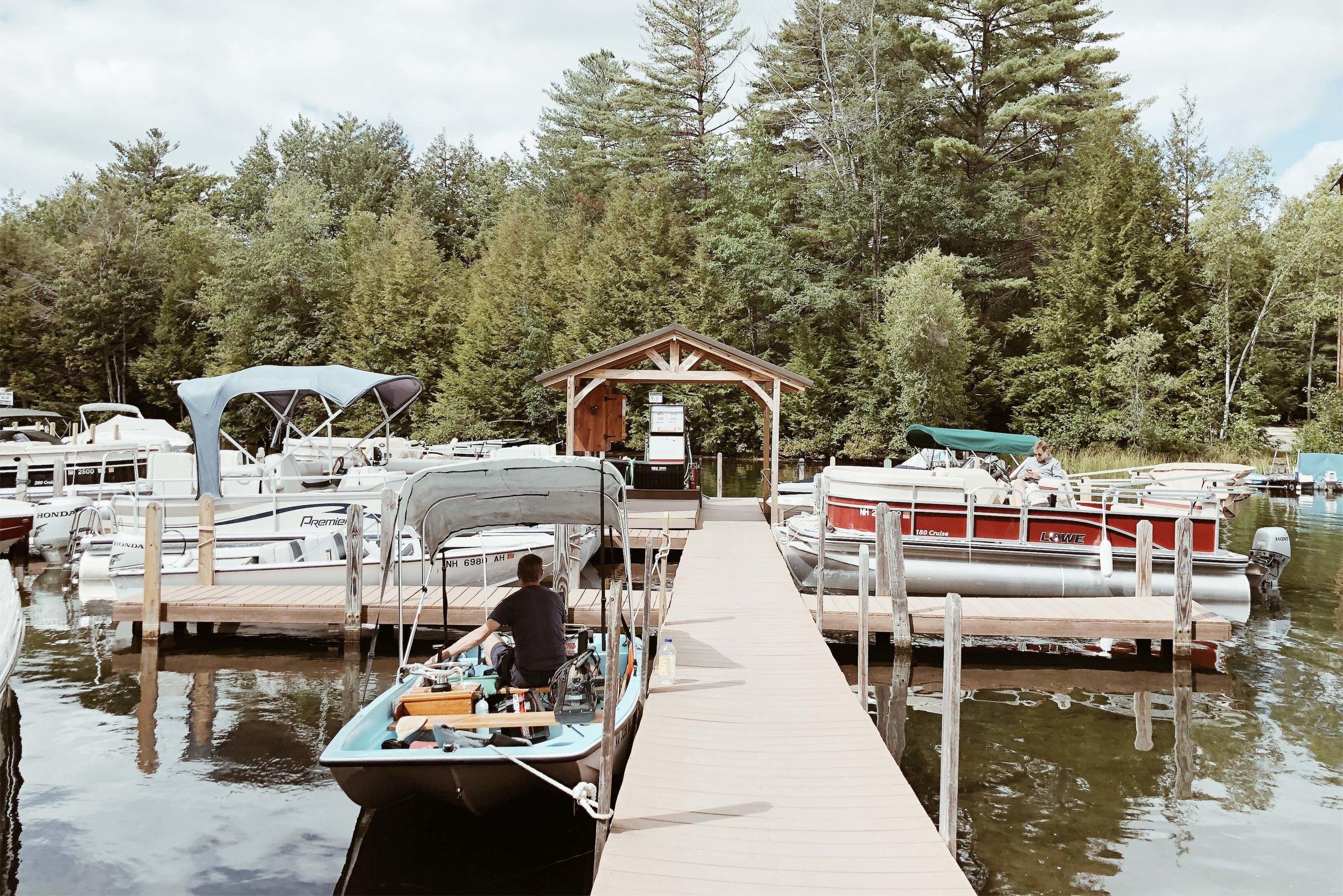 Squam Lake Boat Rentals