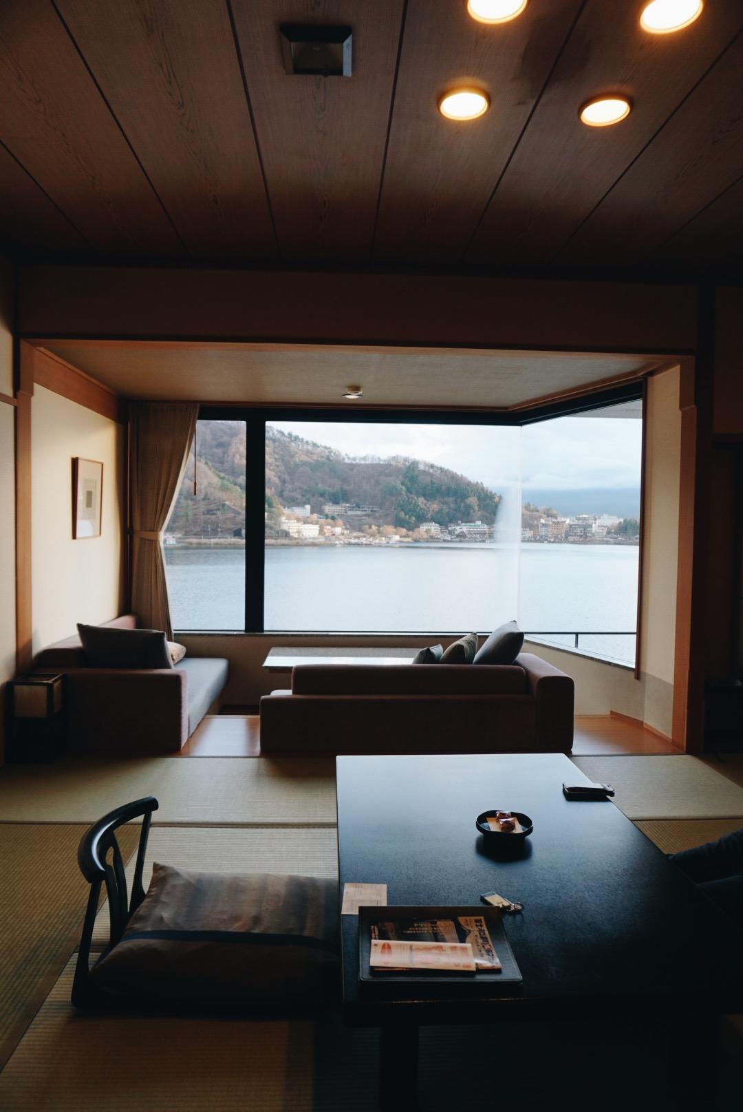 Japanese style room Kozantei Ubuya