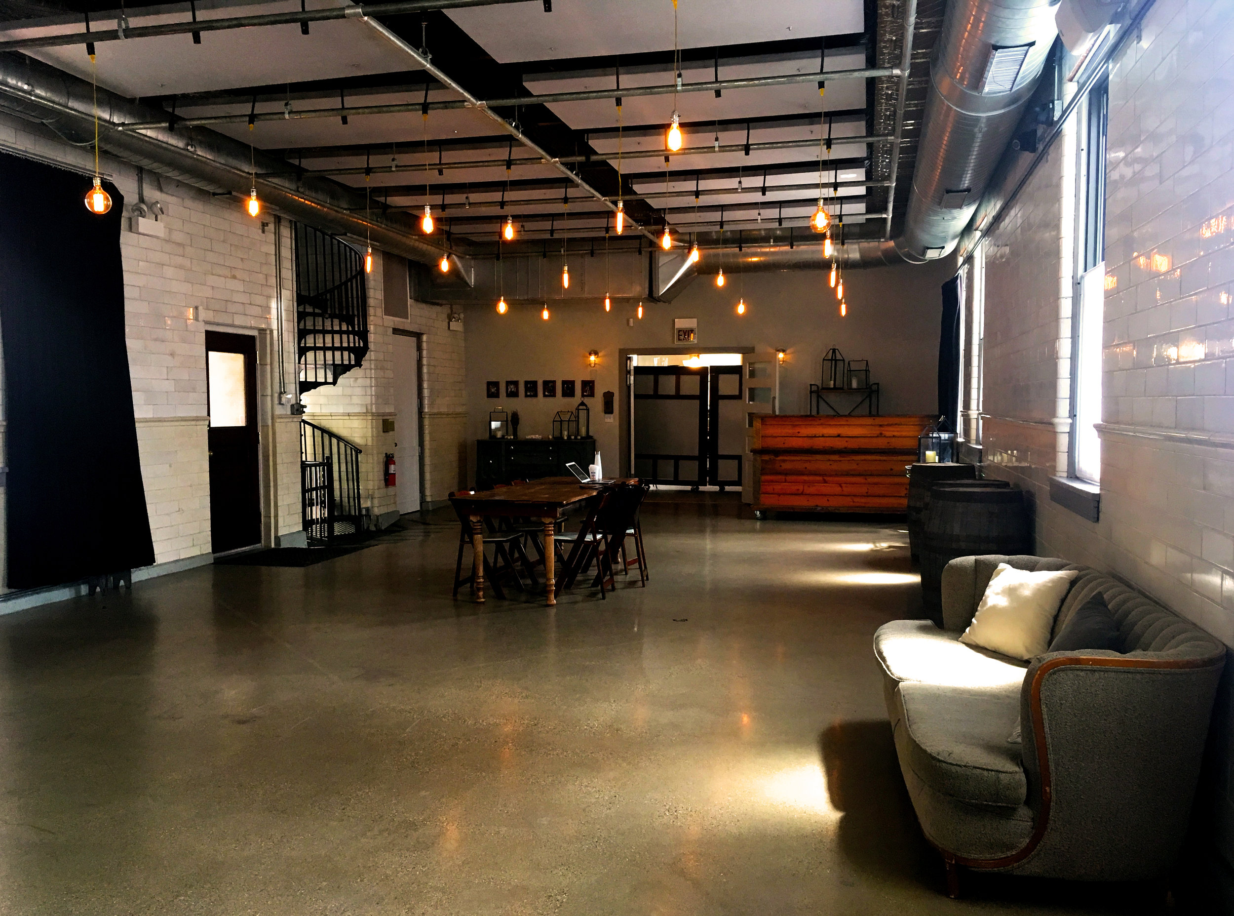 Chicago Event Venue Space - Firehouse
