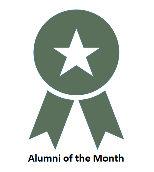 Click for Alumni of the Month
