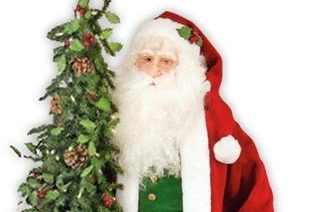 father christmas Antique Toy Bag.JPG
