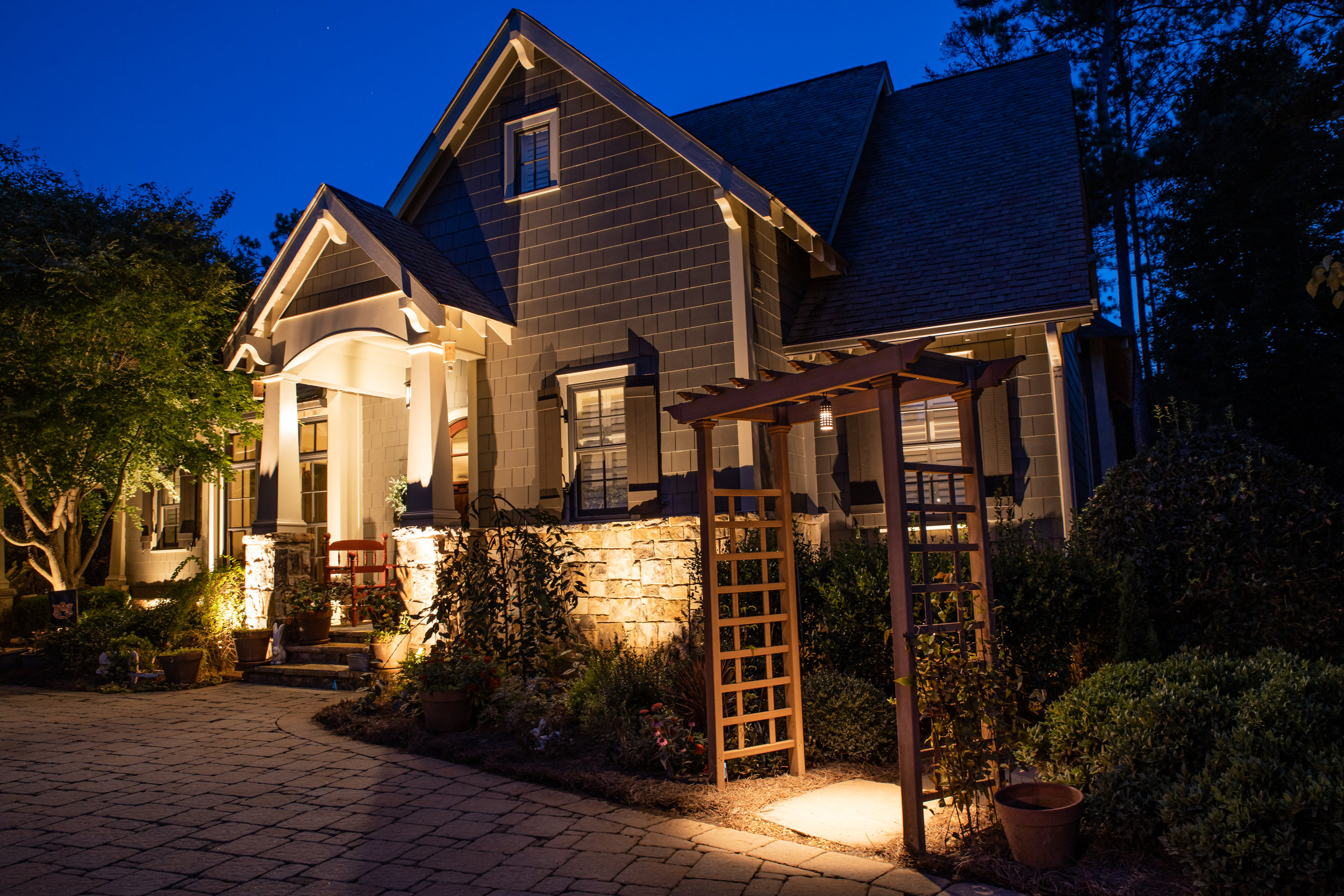Schuster Village at Grand National Landscape Lighting-5513.jpg