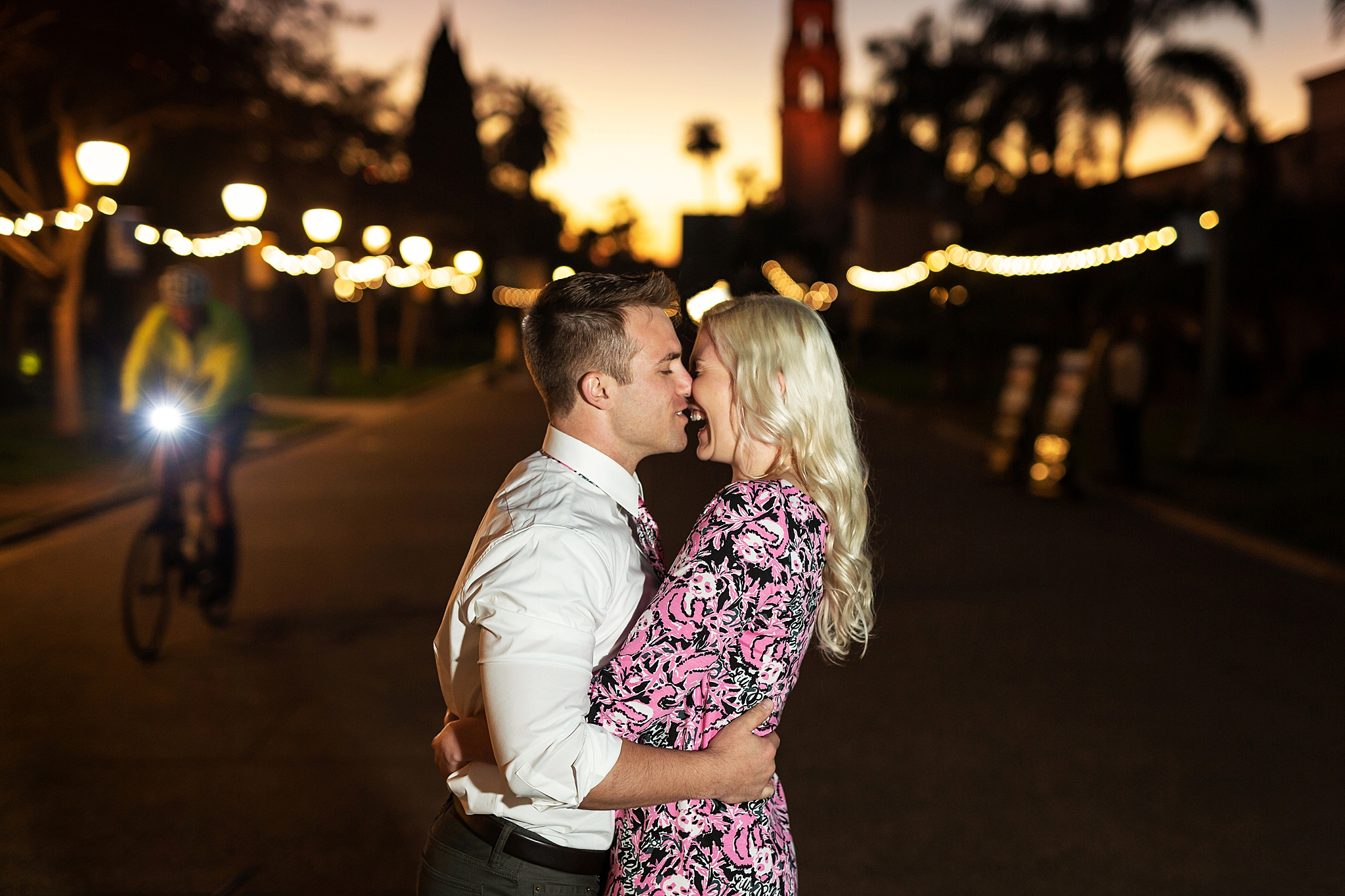 Balboa Park Engagement Session, San Diego California