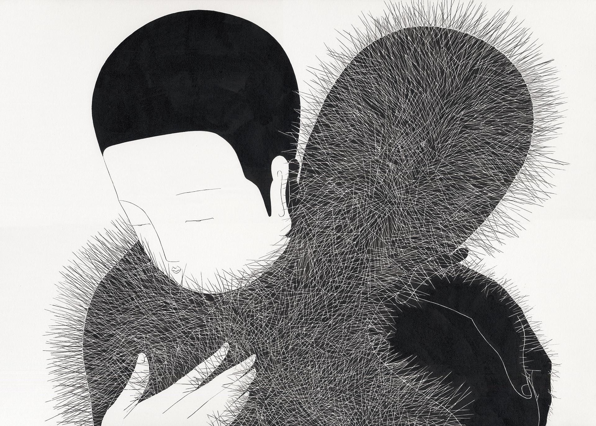 Embraceable-You-2016-Ink-on-paper-Laszka-gallery-Oslo-Norway.jpg