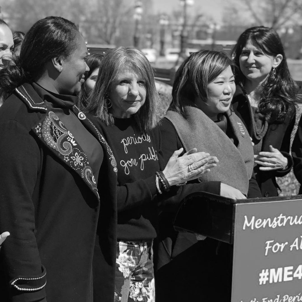 CONGRESS MUST SEIZE THIS MENSTRUAL EQUITY MOMENT   March 26, 2019 / MS. MAGAZINE