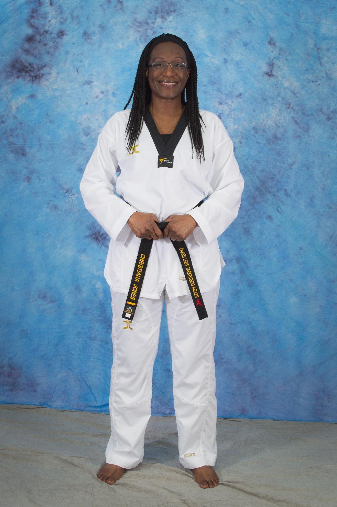 Taekwondo 1st Dan