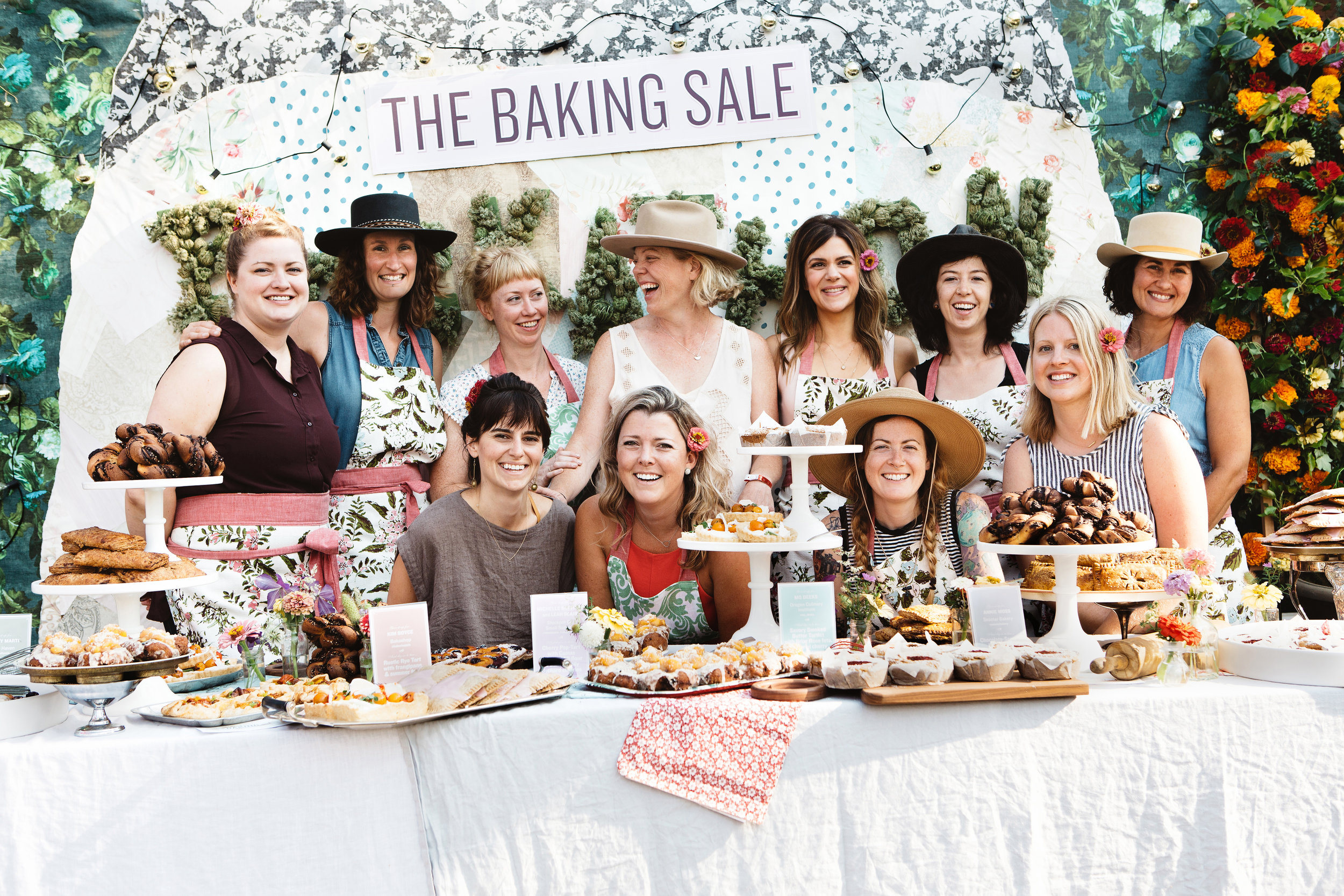 The Baking Sale