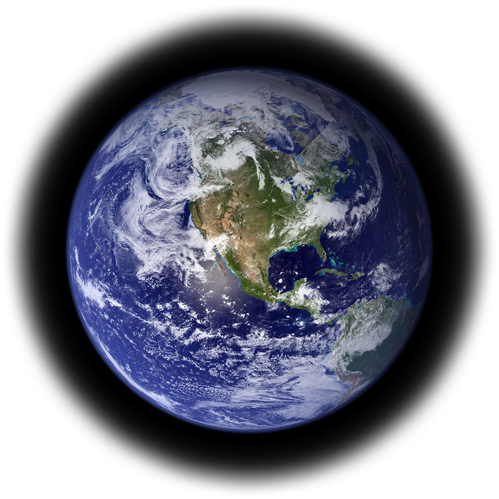 Pictured: Earth, including the HMS office, all of our clients, and all of our team.