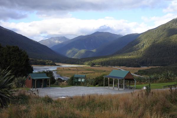 Cameron Flats Campground