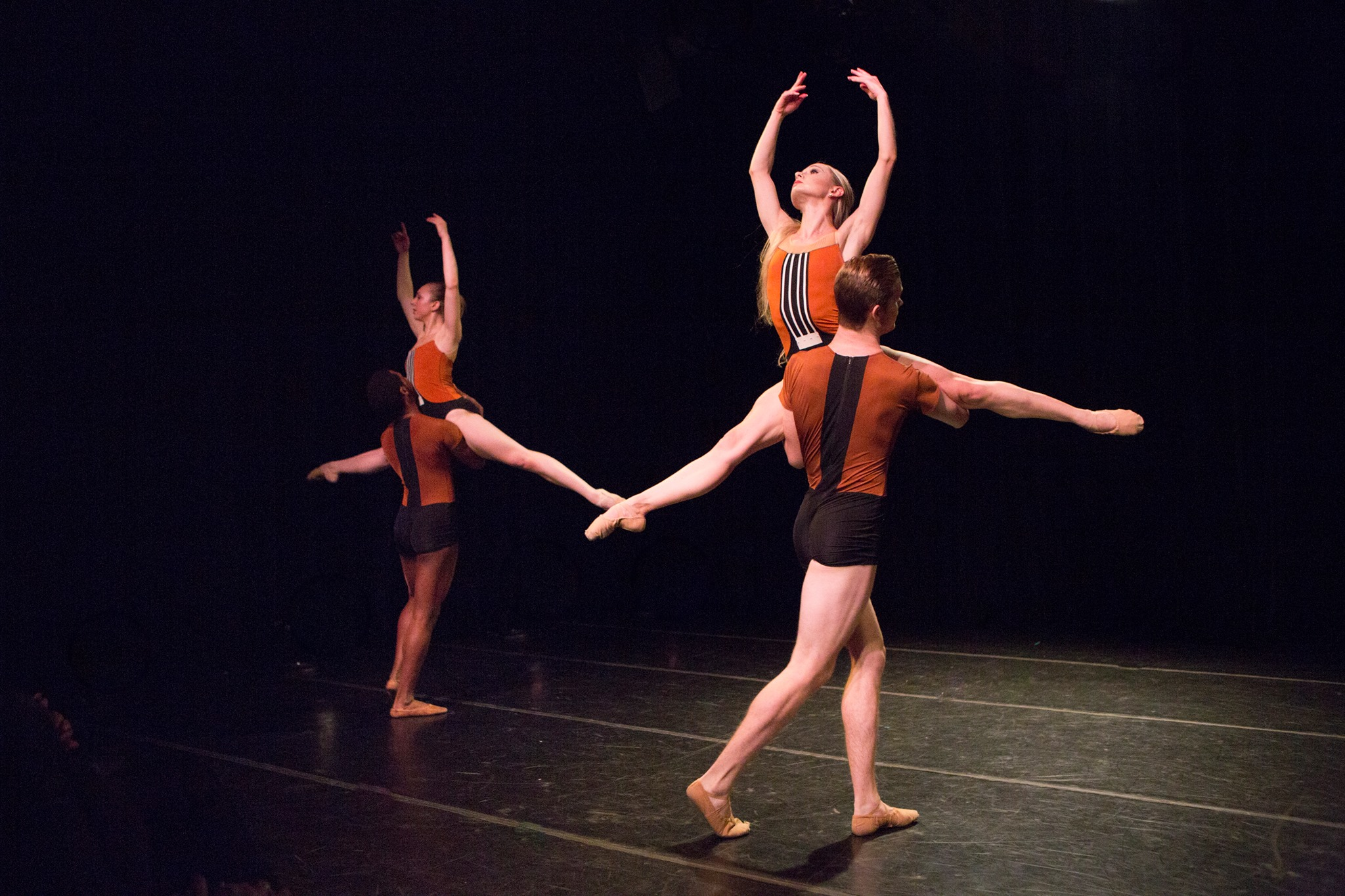 Neville Dance Theatre - Performing as a guest artist in Neville Dance Theater's production of 'Exposed.'
