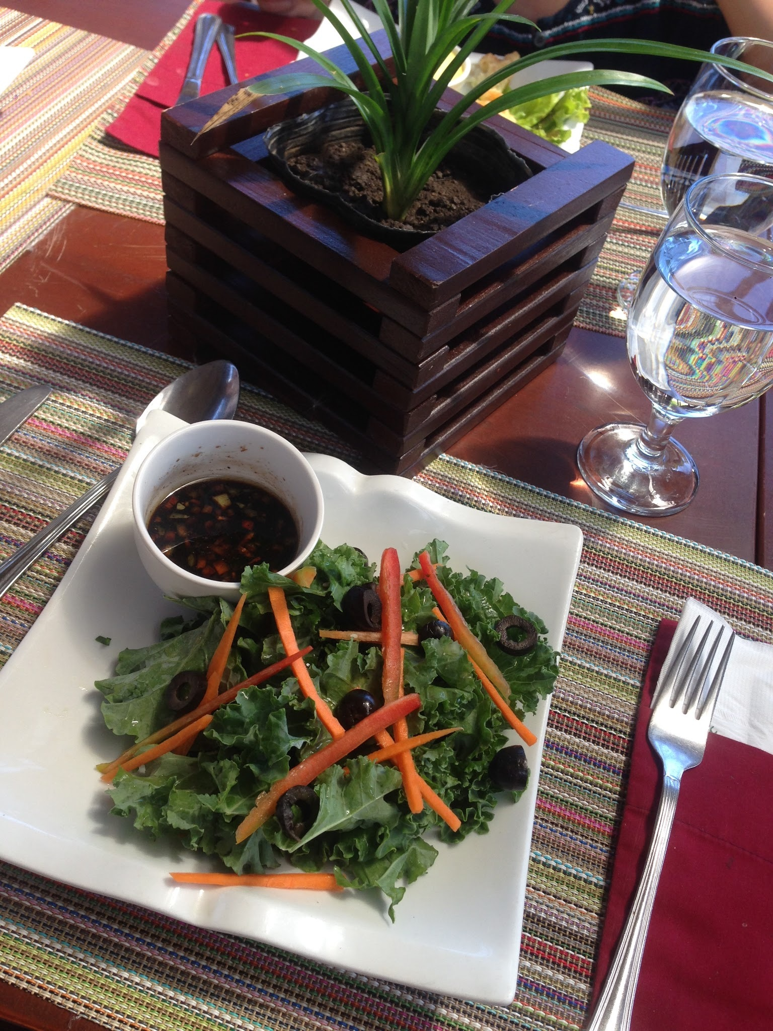 My kale salad