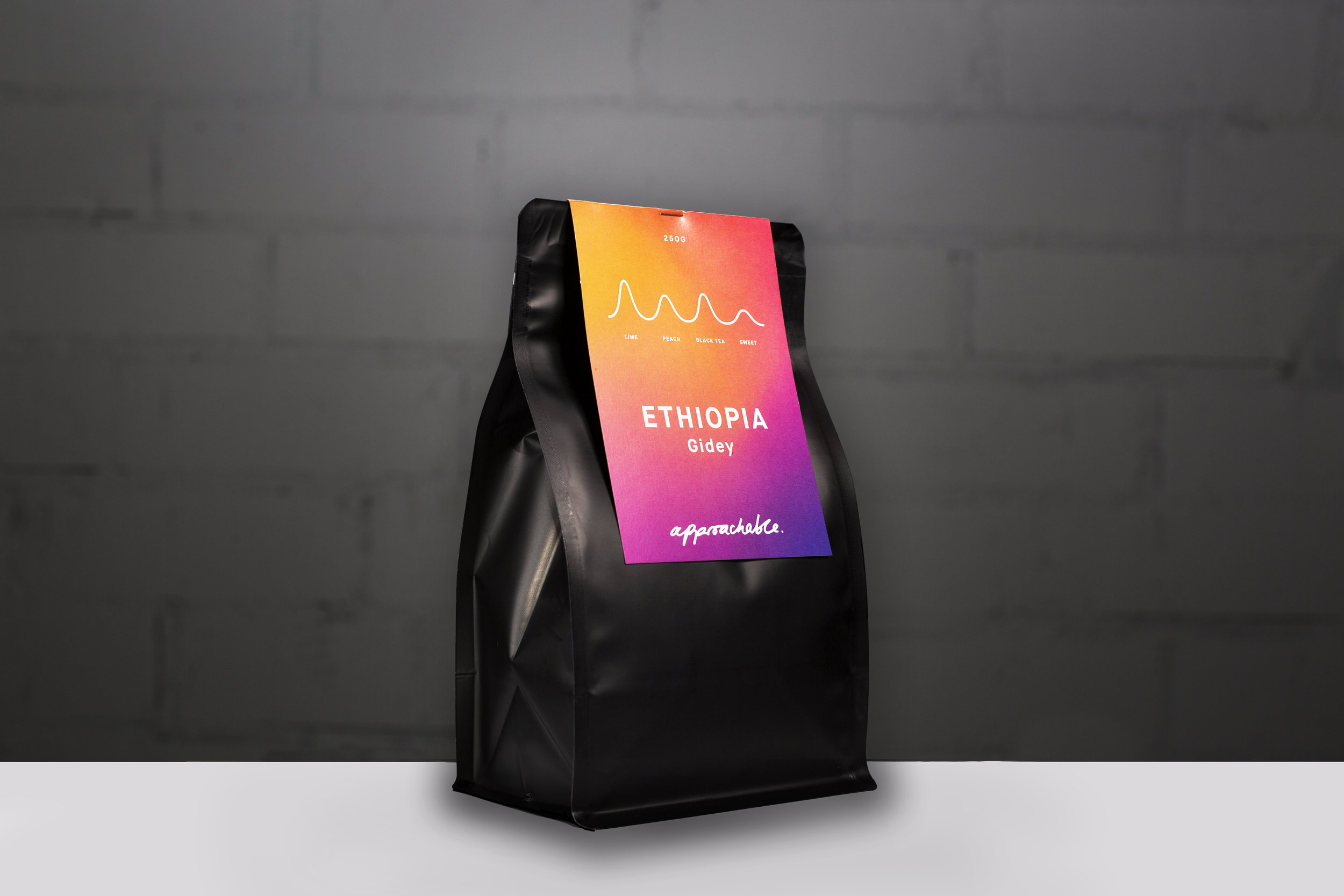 Approachable Coffee 250 gr & 1 kg