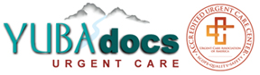 Yubadocs logo with Accredited Urgent Care logo (ID 15300).jpg