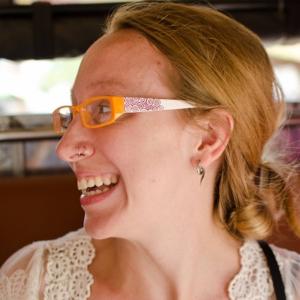 Jen Engquist - Break Bread Program Director