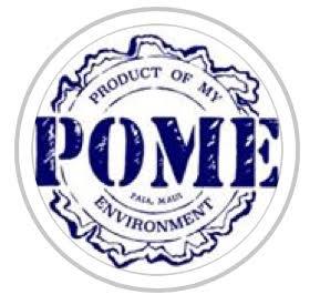 POME MAUI | Product of My Environment | 151 Hana Hwy, Unit C, Paia, Hawaii   www.pomemaui.com