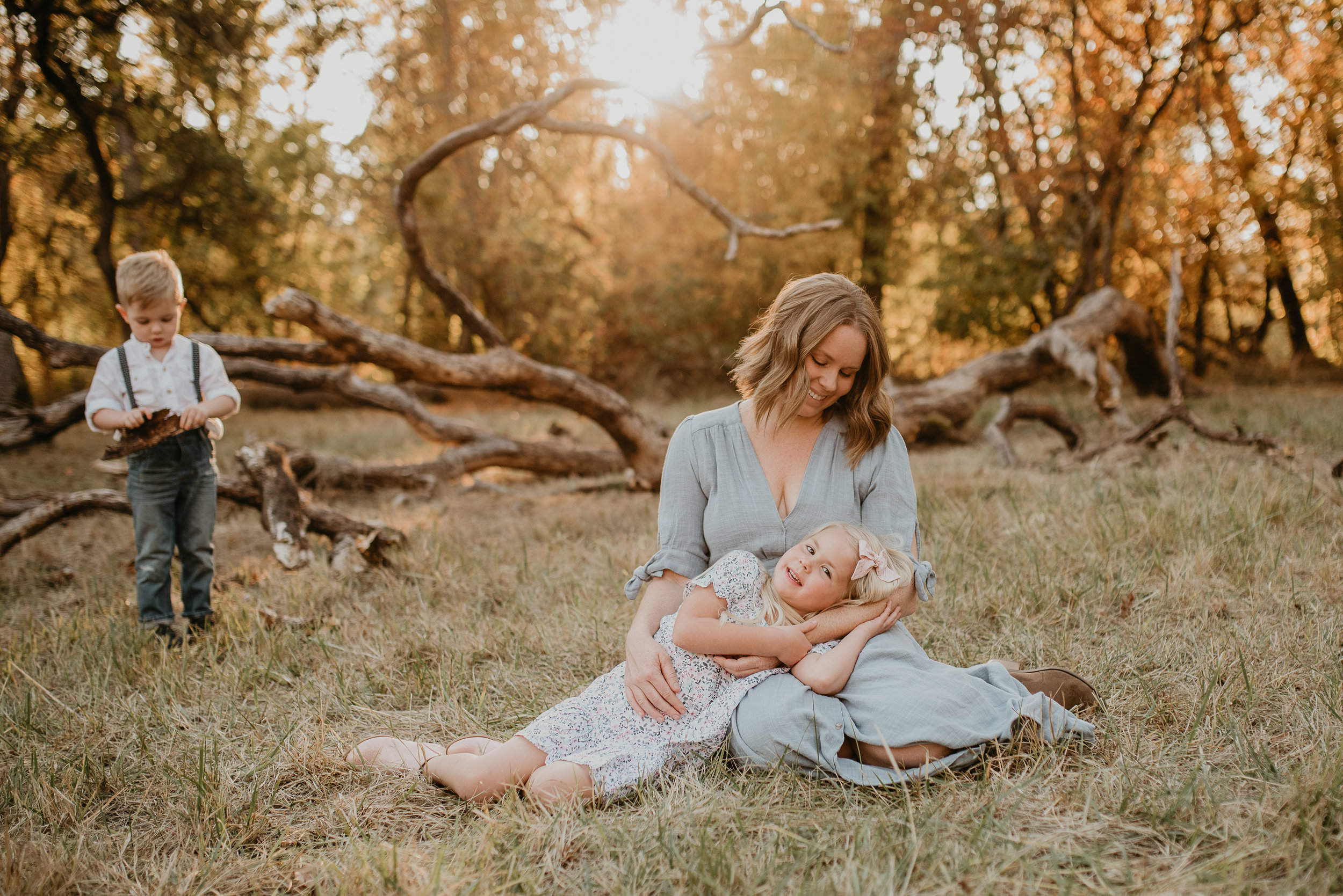 Kids, Families, Seniors, Maternity, Couples: $300 - Includes Session time at a location of your choice, (outdoor location or in your home) my time spent carefully reviewing and post processing your images, and your edited digital photos delivered to you to print and share however you choose.