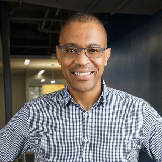 Hugh Molotsi,  Founder and CEO of Ujama, Active practitioner and teacher of Lean Startup.