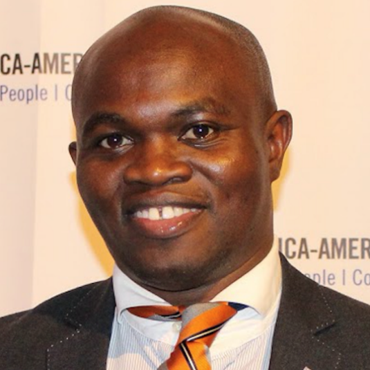 Kwame K. Marfo,  Managing Partner Africa Empowerment Fund, Founder of Diaspora Capital.