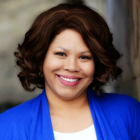 Cheryl Contee,  CEO and co-founder of Fission Strategy, which helps non-profits, foundations and social enterprises.
