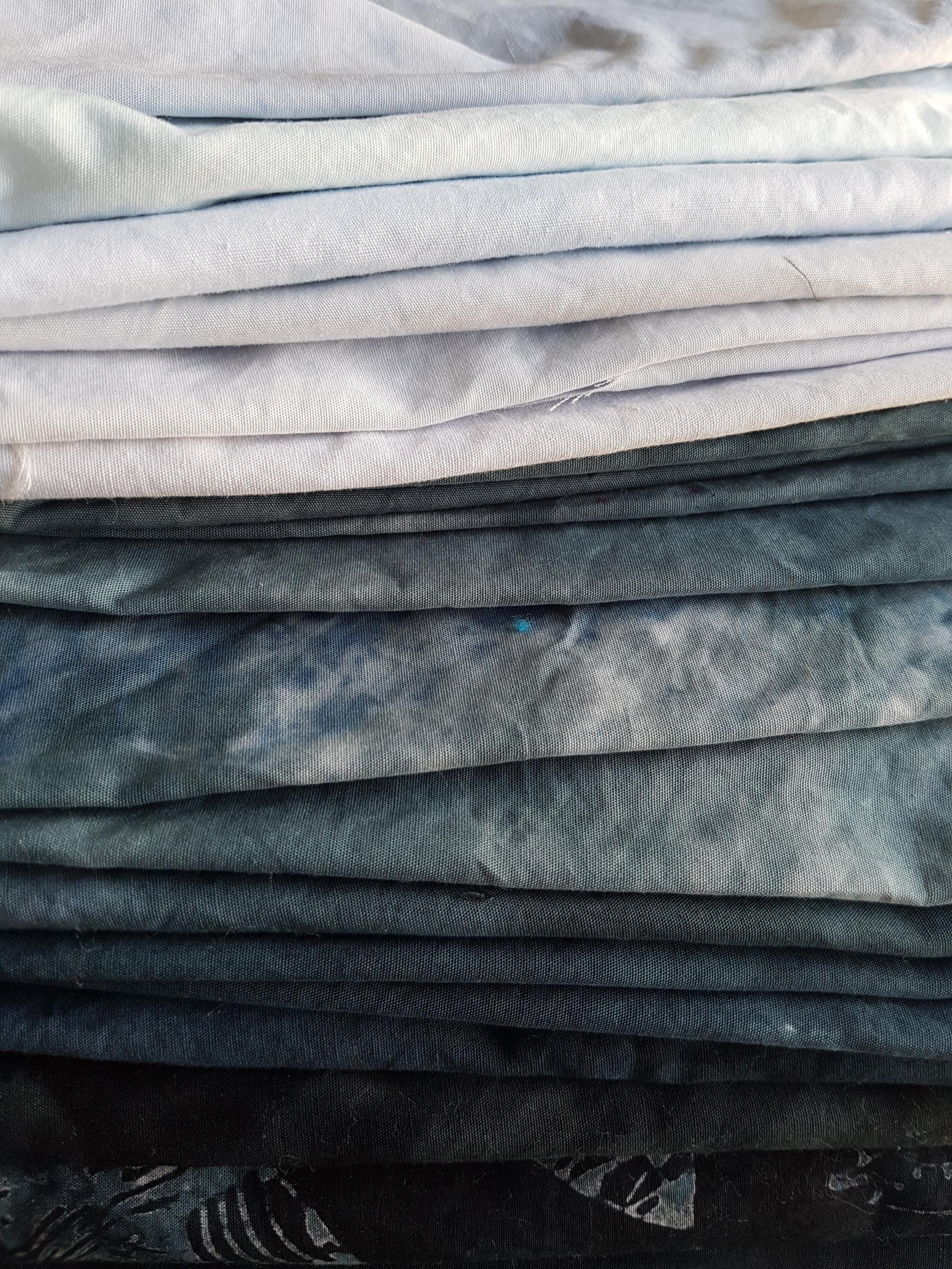 greys, whites, blacks...palette