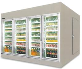 Walk in refrigertaor
