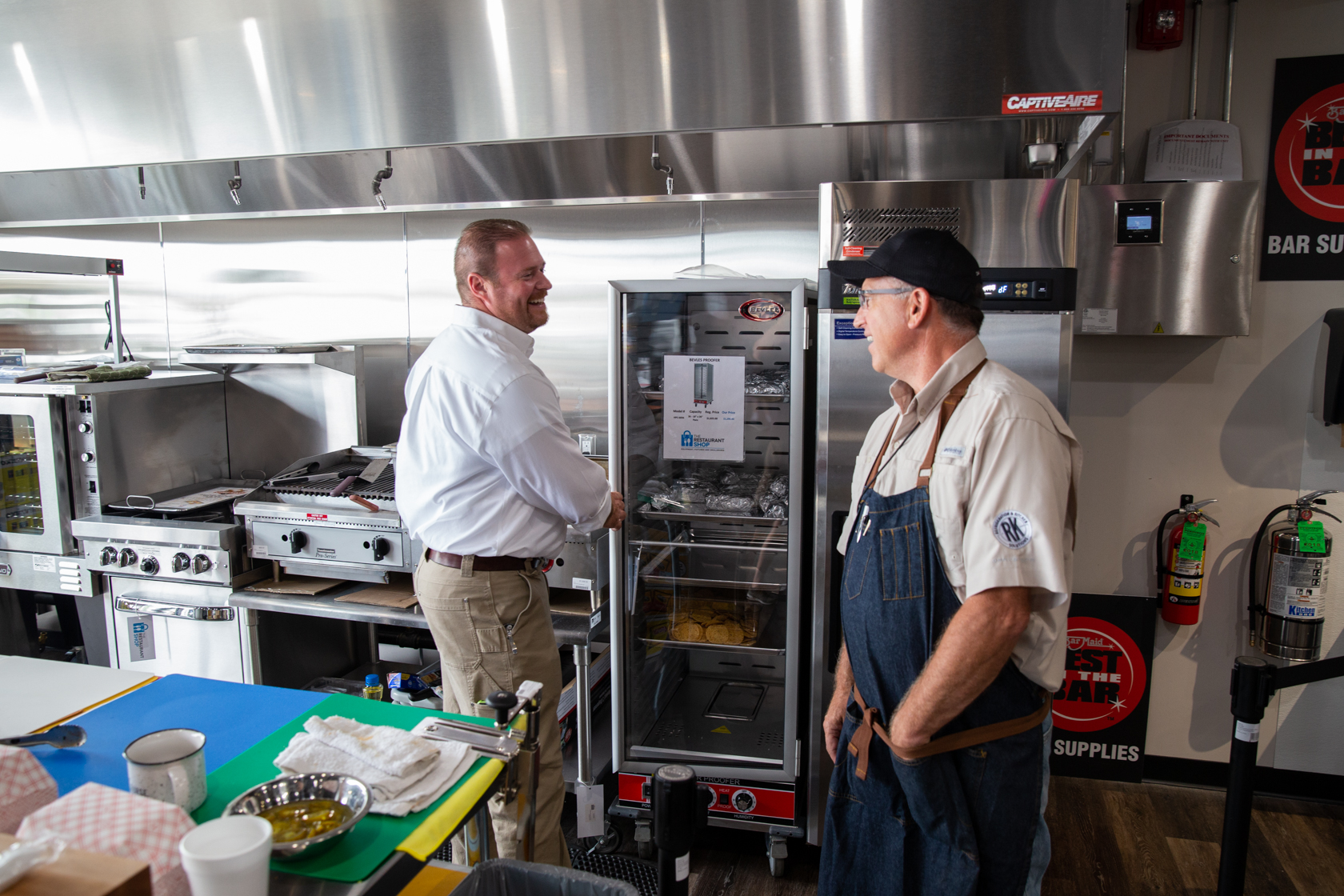 Why RK Solutions? - Put simply, what makes us better than the other guys is our team! When you need a fast fix for your commercial kitchen equipment, our crew is what makes the difference in you being up and running sooner, rather than later.