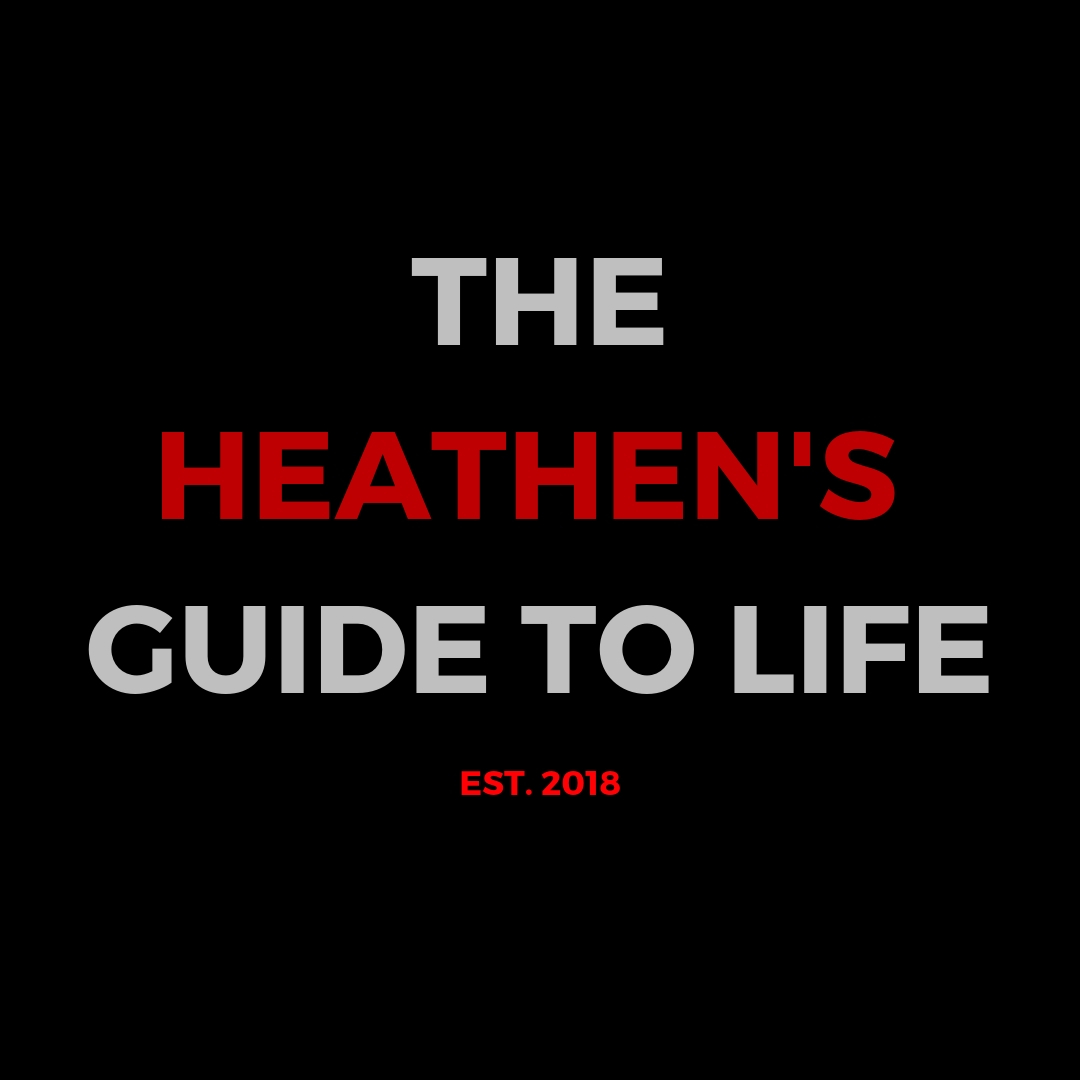 The Heathen's Guide To Life    Soundcloud   /   Stitcher   /    Mixcloud   /   Apple Podcast   /   Website   /   FB   /   IG