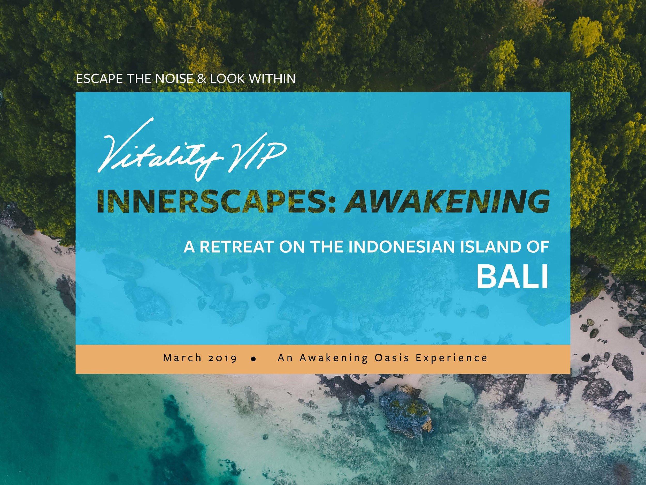 Innerscapes: Awakening Retreat in Bali