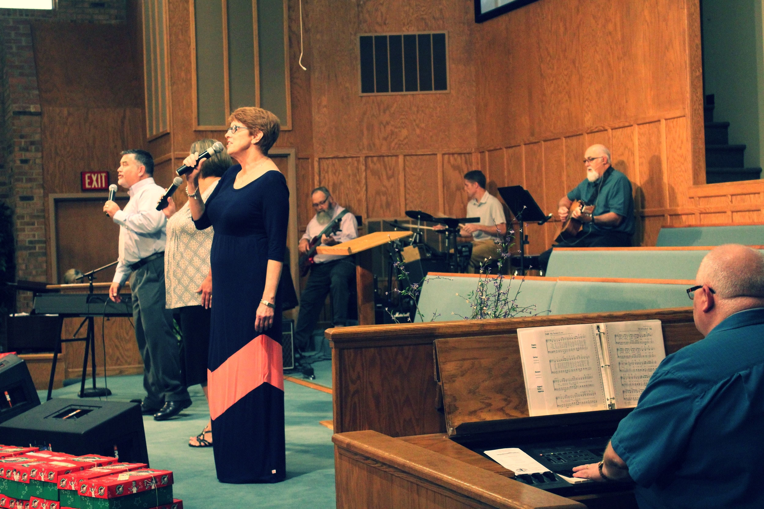 Join us for worship this week -