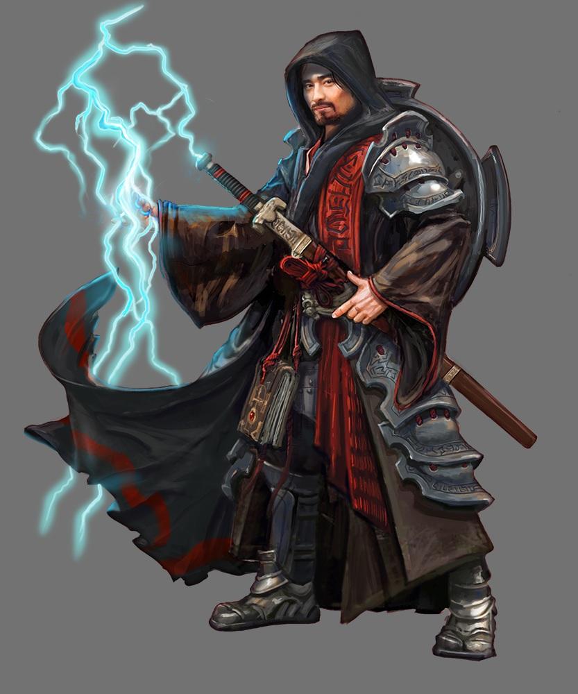 COMMANDER KING - pLAYER: LARS