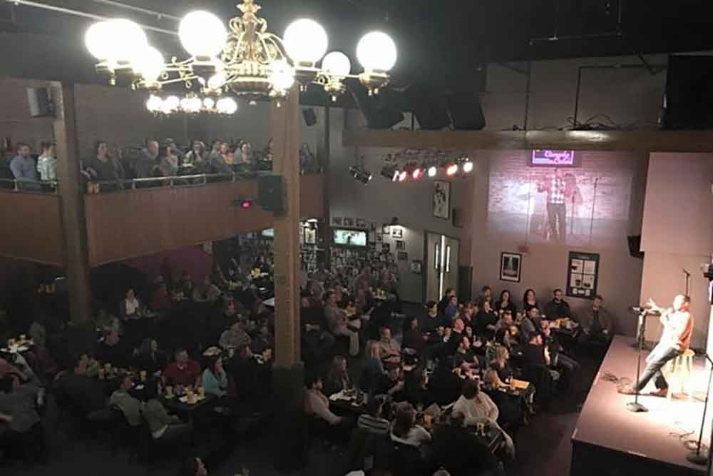 the comedy catch chattanooga