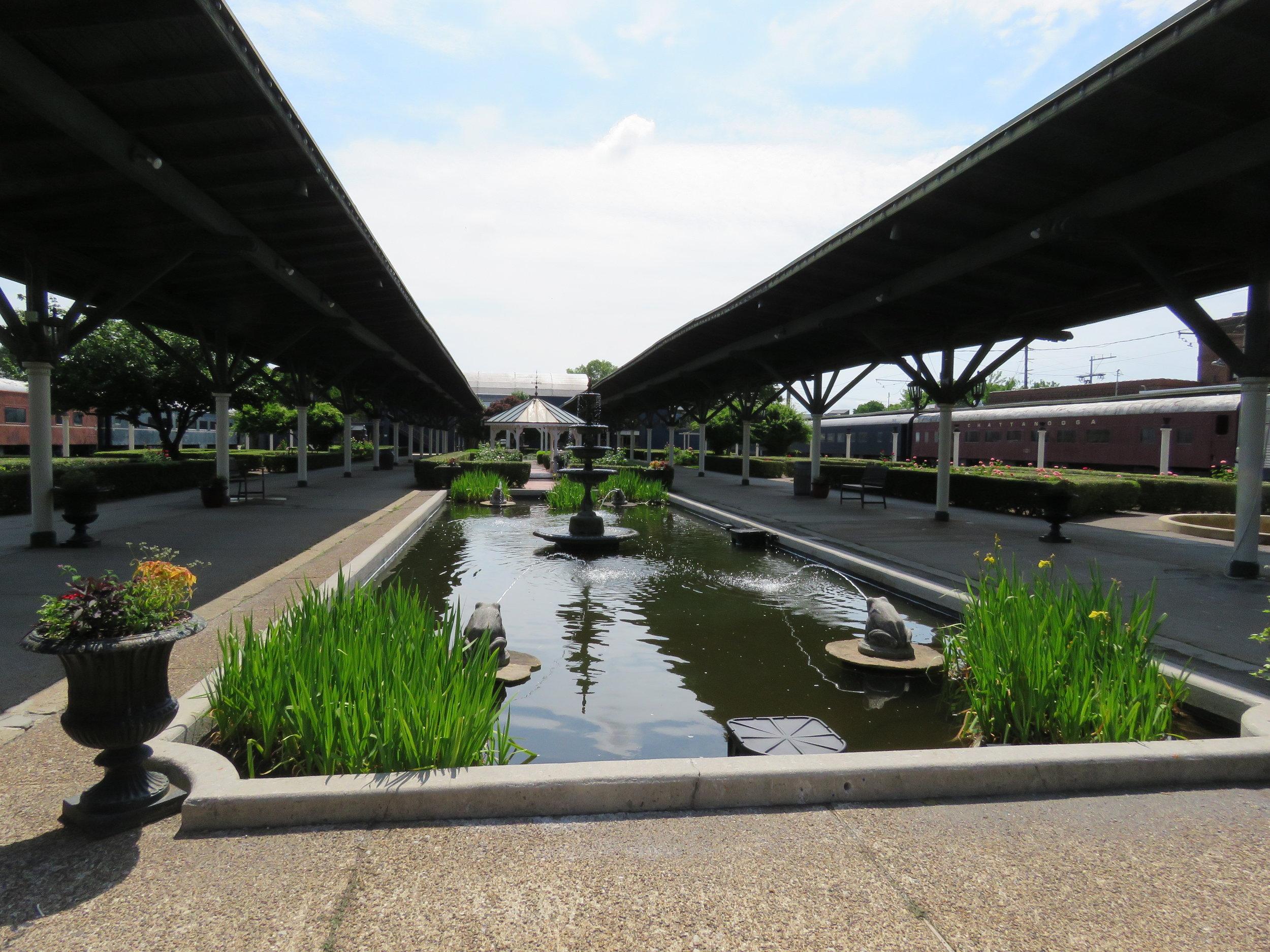Choo Choo Gardens