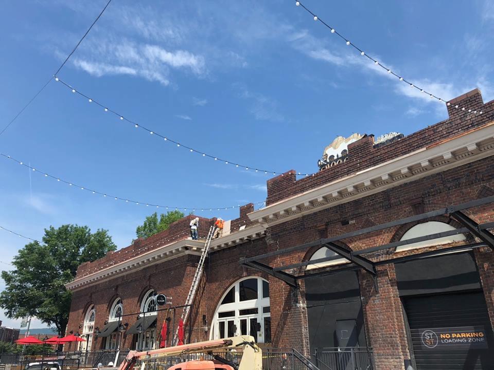 updates and renovations at chattanooga choo choo