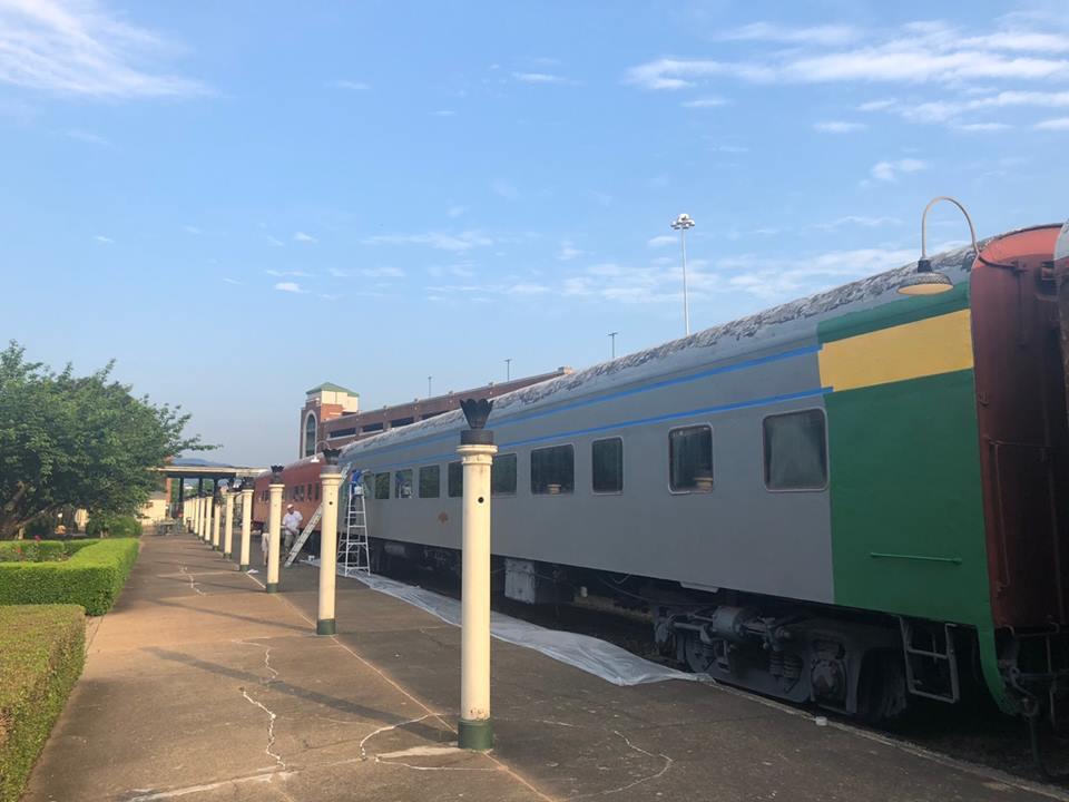 train cars chattanooga choo choo