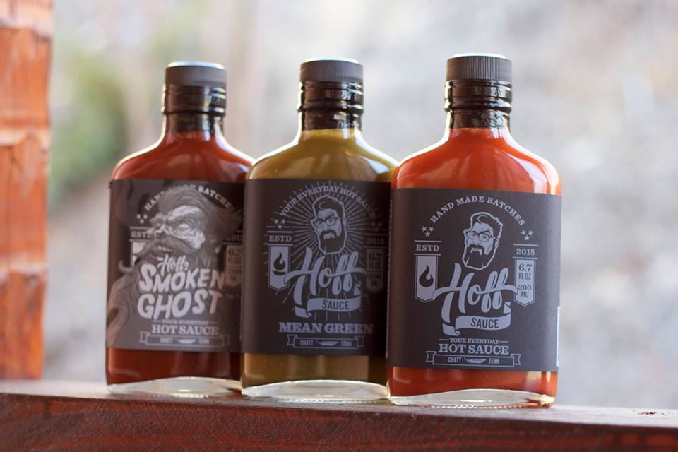 hoff sauce options