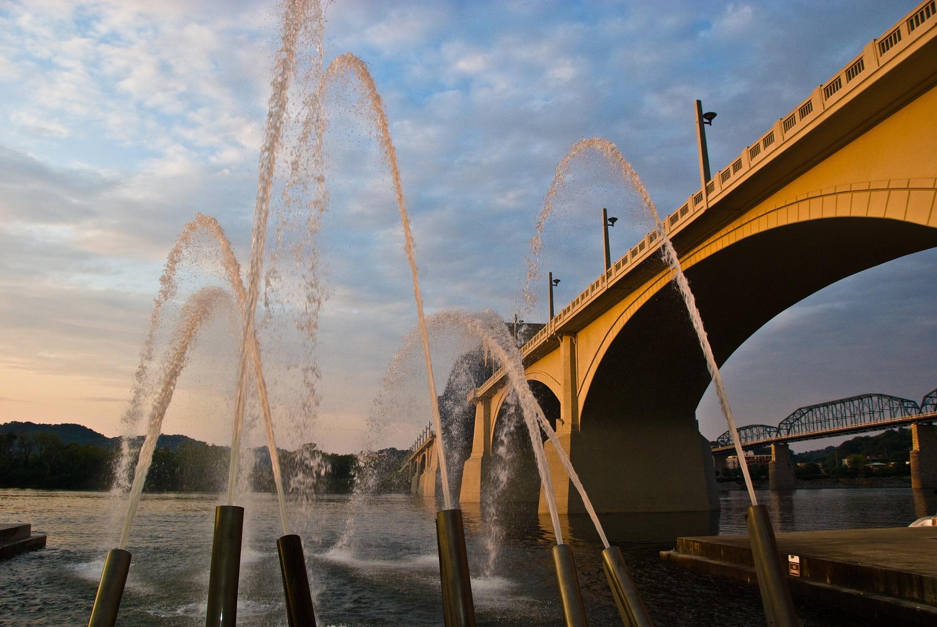 tennessee river bridge