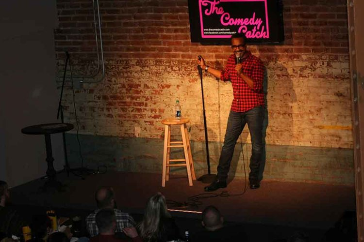 comedy catch performer