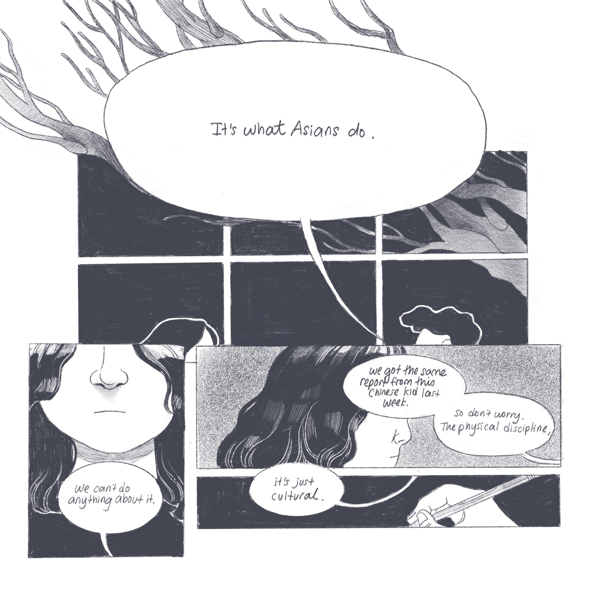 comics — Deborah Lee