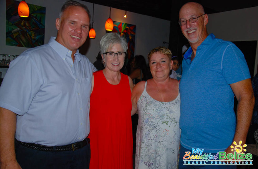 Previous owners Jackie and Adam Feldman also joined the celebration, and wished the new owners all the best in this new journey. Guests delighted in the event, glad the restaurant is back from vacations and ready for the season once again.