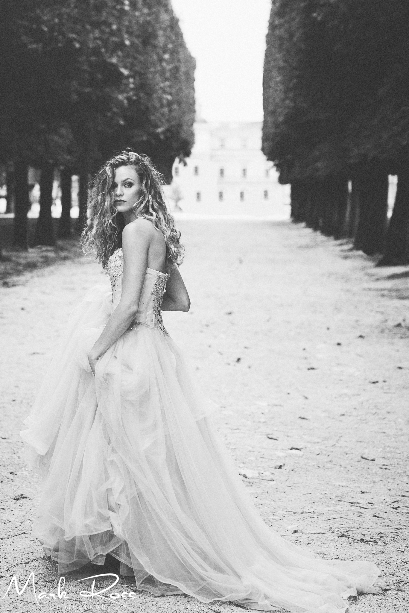 I still sometimes cannot believe that this image exists for one of my own clients. The first time I ever saw images from the Jardin du Luxembourg in Paris, it was from a photoshoot for Vera Wang. I was certain I could never plant my feet in the same place as that fancy photographer…but by putting one foot in front of the other I proved myself wrong, and eventually created this.