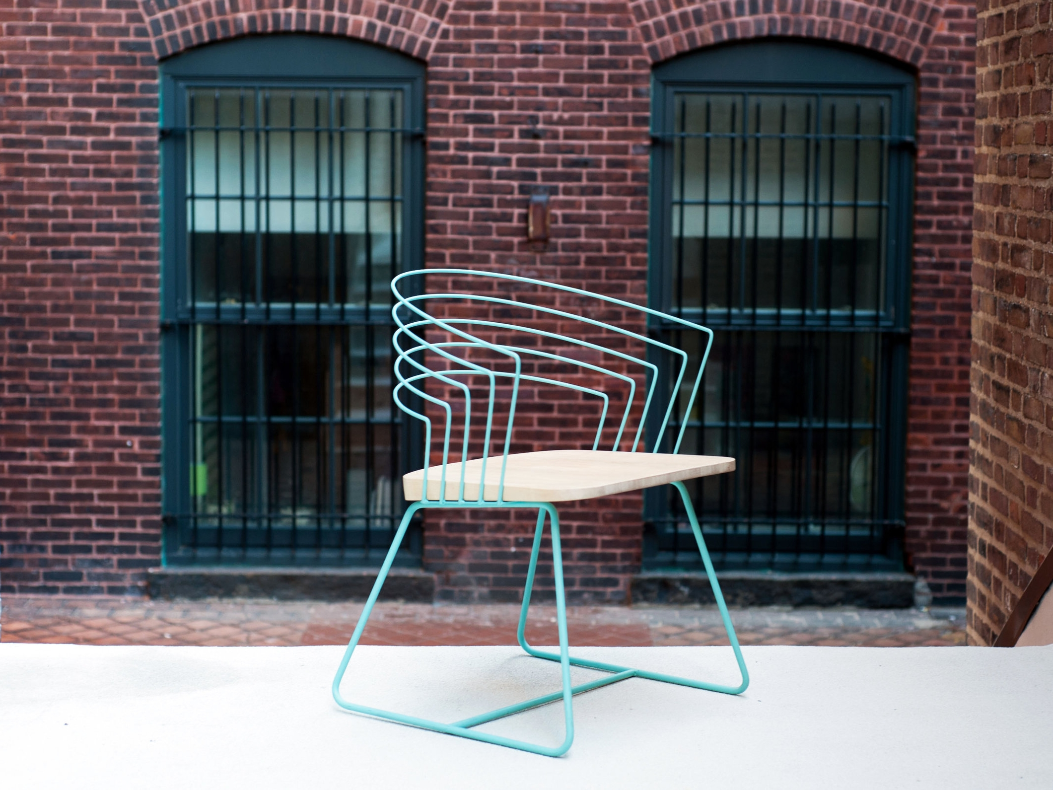 The Inflection Chair