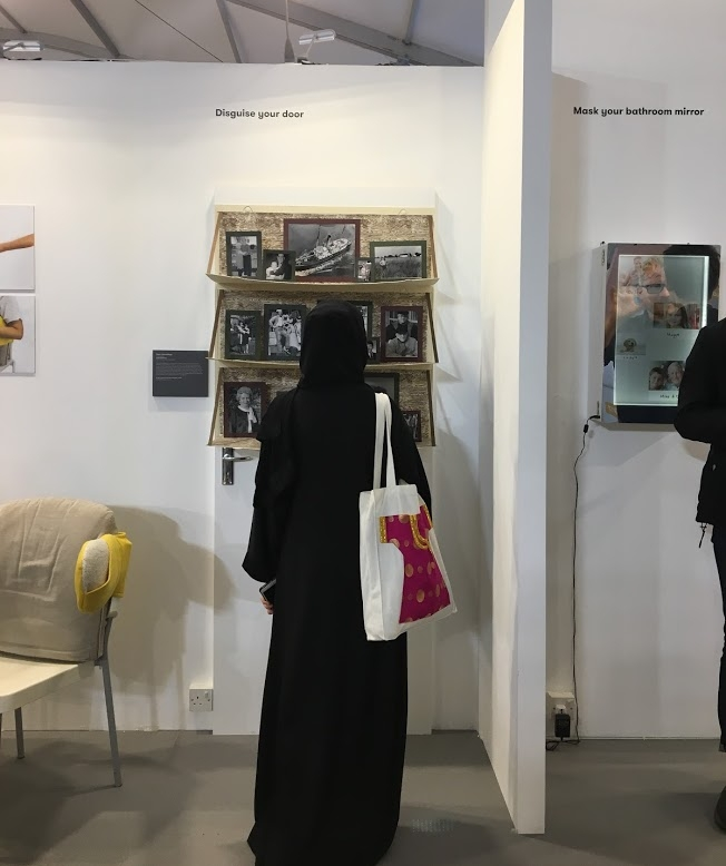 Exhibiting in Dubai as part of the Global Grad Show 2017