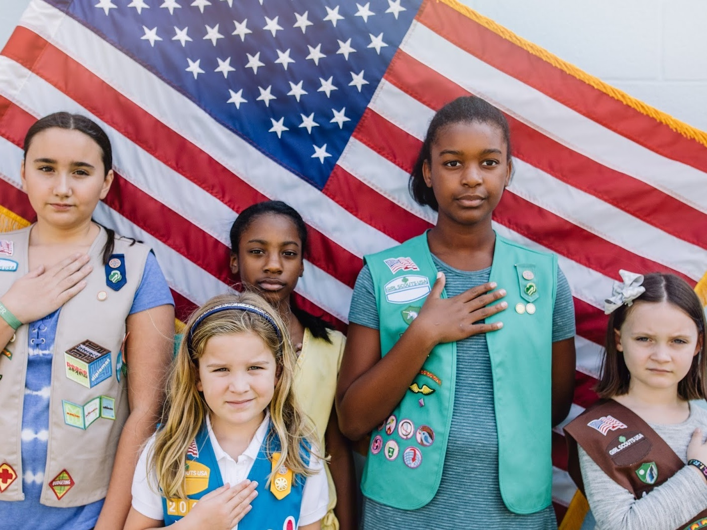 Girl Scouts of Central and Western Mass. - The Girl Scouts needed a full-time designer but found working with HEARD a much more effective way to produce the collateral they needed.Creative Services ~ Social Media ~ Public Relations ~ Branding ~ Since 2017