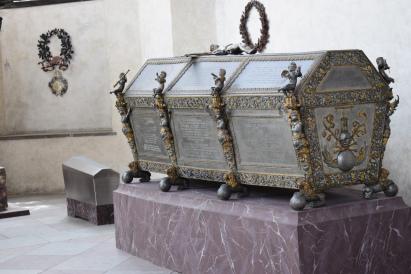 Maria Eleonora sarcophagus