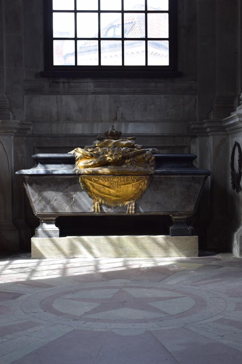 Carolinian Burial Chapel