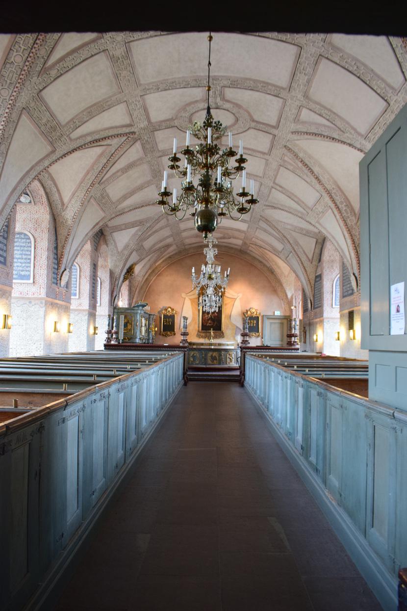 the castle church in Kalmar